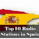 Top 10 online Radio Stations in Spain