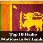 Top 10 Radio Stations in Sri Lanka online