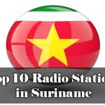 Top 10 Radio Stations in Suriname