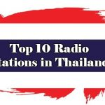 Top 10 Radio Stations in Thailand online
