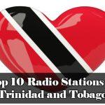 Top 10 online Radio Stations in Trinidad and Tobago