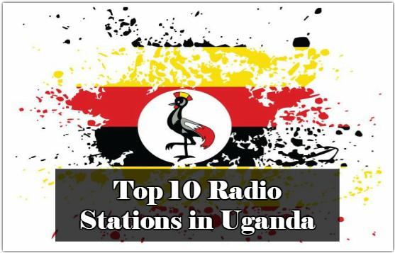 Top 10 Radio Stations in Uganda