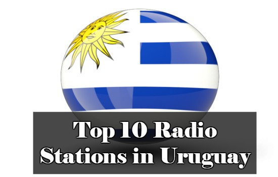 Top 10 Radio Stations in Uruguay online