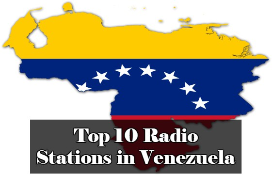 Top 10 Radio Stations in Venezuela live