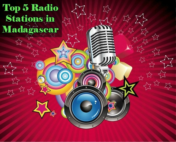 Top 5 Radio Stations in Madagascar Live broadcasting 24x7