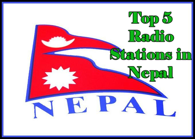 Top 5 online Radio Stations in Nepal