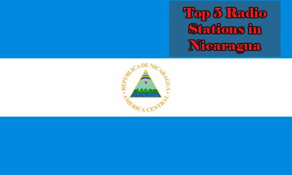 Top 5 online Radio Stations in Nicaragua