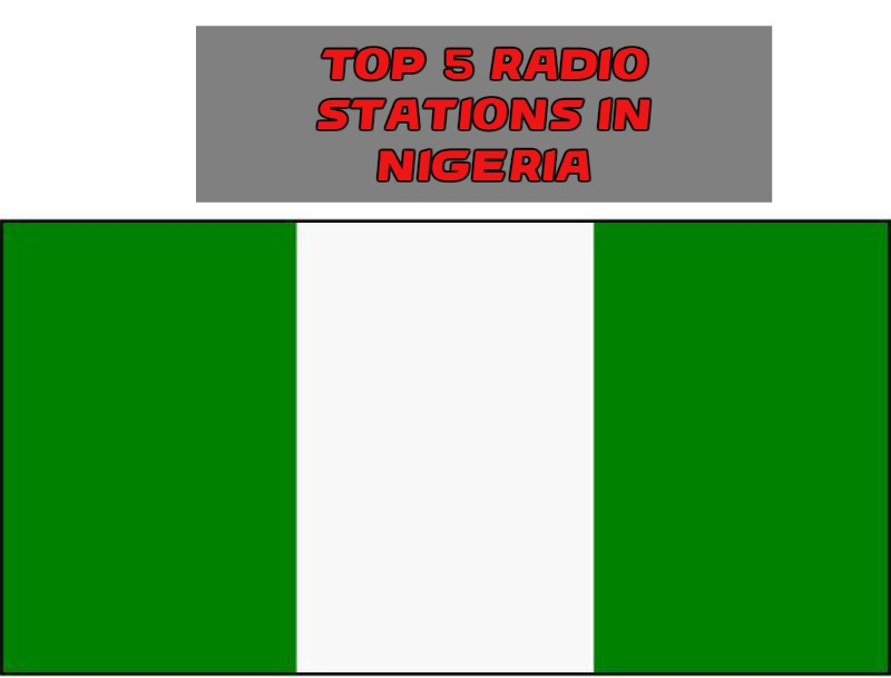 Top 5 online Radio Stations in Nigeria