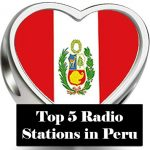 Top 5 Radio Stations in Peru online