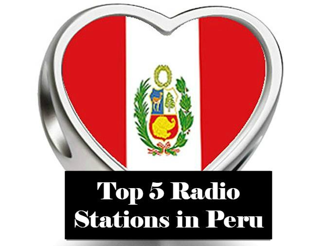 Top 5 Radio Stations in Peru online