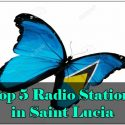 Top 5 online Radio Stations in Saint Lucia