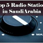 Top 5 online Radio Stations in SaudiArabia