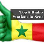 Top 5 online Radio Stations in Senegal