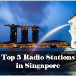 Top 5 online Radio Stations in Singapore