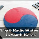 Top 5 online Radio Stations in South Korea