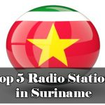 Top 5 online Radio Stations in Suriname