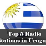 Top 5 Radio Stations in Uruguay online