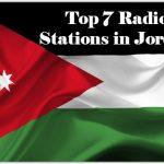 Top 7 live inline Radio Stations in Jordan