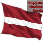 Top 7 Radio Stations in Latvia