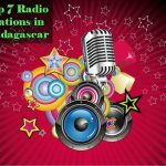 Top 7 Radio Stations in Madagascar live online