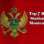 Top 7 online Radio Stations in Montenegro