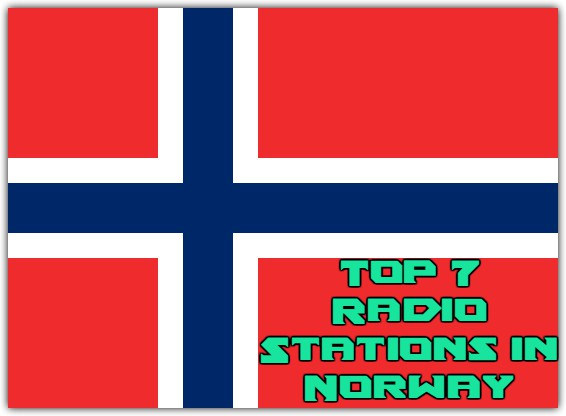 Top 7 Radio Stations in Norway online