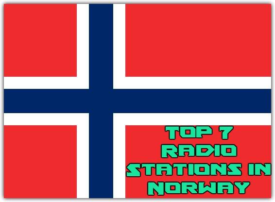 Top 7 Radio Stations in Norway online