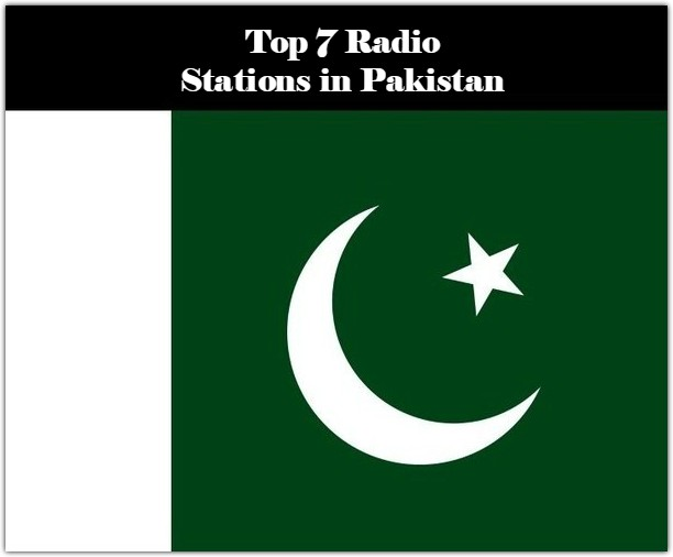 Top 7 online Radio Stations in Pakistan