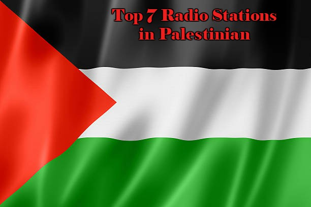Top 7 Radio Stations in Palestinian live