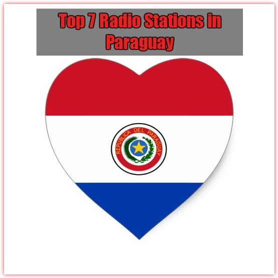 Top 7 online Radio Stations in Paraguay