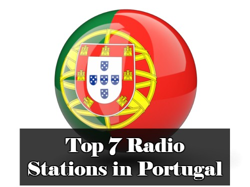 Top 7 live online Radio Stations in Portugal