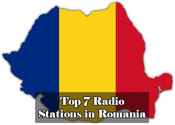 Top 7 live online Radio Stations in Romania