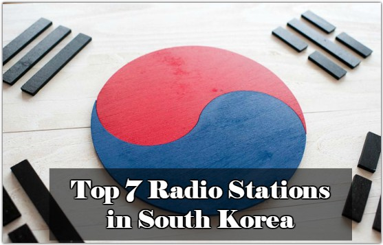 Top 7 online Radio Stations in South Korea
