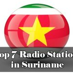 Top 7 Radio Stations in Suriname