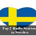 Top 7 online Radio Stations in Sweden