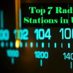 Top 7 Radio Stations in UK live