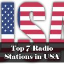Top 7 Radio Stations in USA online