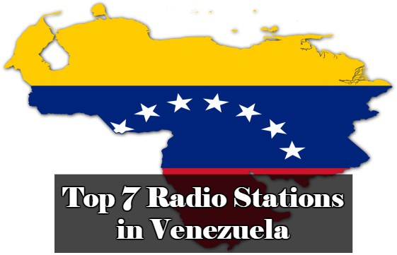 Top 7 Radio Stations in Venezuela online