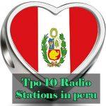 Tpo 10 Radio Stations in Peru
