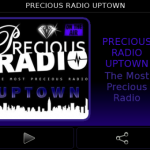 Precious Radio UpTown live