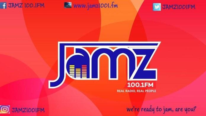 Jamz 100.1FM live