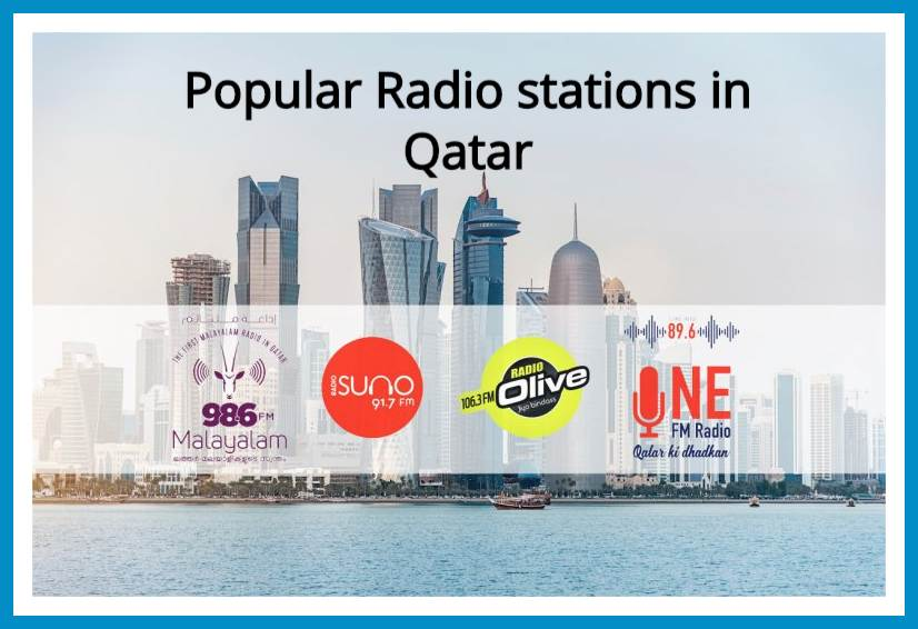 Radio stations in Qatar