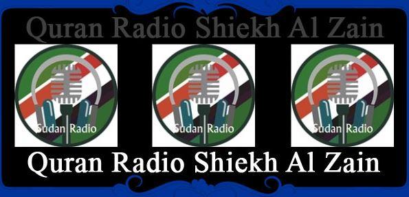 Quran Radio Shiekh Al Zain live