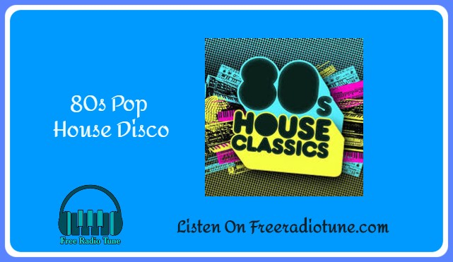 80s Pop House Disco Live
