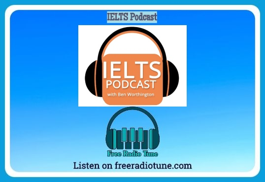 IELTS Podcast online