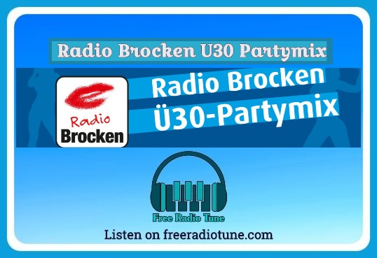 Radio Brocken U30 Partymix live