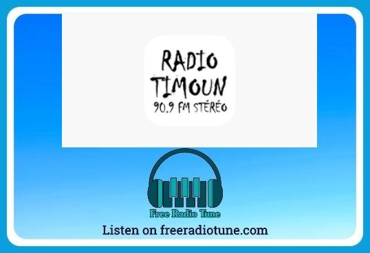 Radio Timoun 90.9 live