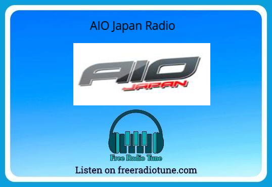 AIO Japan Radio live