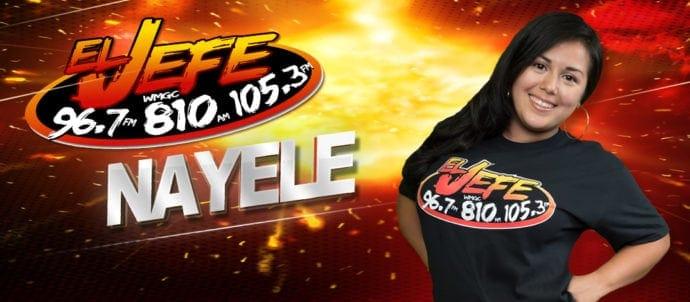 El Jefe 96.7 FM