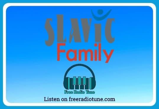 Slavic Family Radio online
